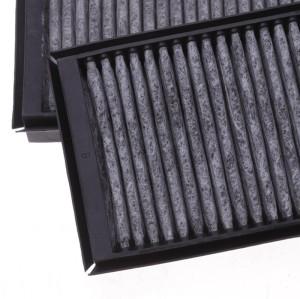 Hot Sale Mobil Massal Ganti Bagian Diaktifkan 64319159606 Karbon Ac Filter Untuk BMW 3 Series