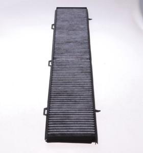 Venta caliente del coche a granel reemplazar piezas de carbón activado filtro de aire acondicionado para BMW 64319313519