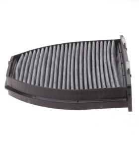 La mejor venta de piezas de automóviles de repuesto A2128300318 filtro de aire acondicionado para Mercedes Benz CLASE C CLASE CLS