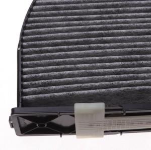 Penjualan terbaik penggantian suku cadang mobil A2128300318 AC Filter untuk Mercedes Benz C-CLASS CLS-CLASS