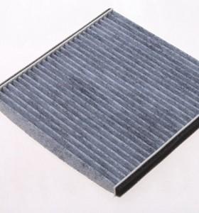 Nuevo tamaño estándar repuestos automotrices 87139-33010 papel de filtro de aire acondicionado para Toyota Camry