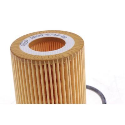 جودة الأصلي أجزاء المحرك اكسسوارات السيارات BB3Q-6744-BA فلتر الزيت لفورد ايفرست