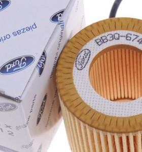 Suministro directo de fábrica de auto repuestos filtro de aceite para Ford Everest BB3Q-6744-BA