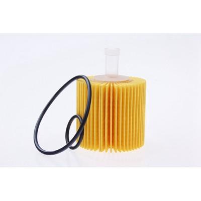 Motor de coche barato de alta calidad reemplazar piezas filtro de aceite genuino 04152-31080 para Toyota Corolla \ RAV4 \ Camry