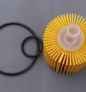 CE و ISO ثبت أفضل نوعية أجزاء محرك السيارات 04152-31080 فلتر الزيت لتويوتا كورولا \ RAV4 \ كامري