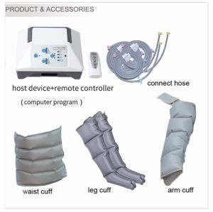 Physical Air Compression Portable Massager Blood Circulation Exercise Machine