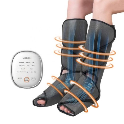 home use multiple relax air bag compression foot calf leg arm massager
