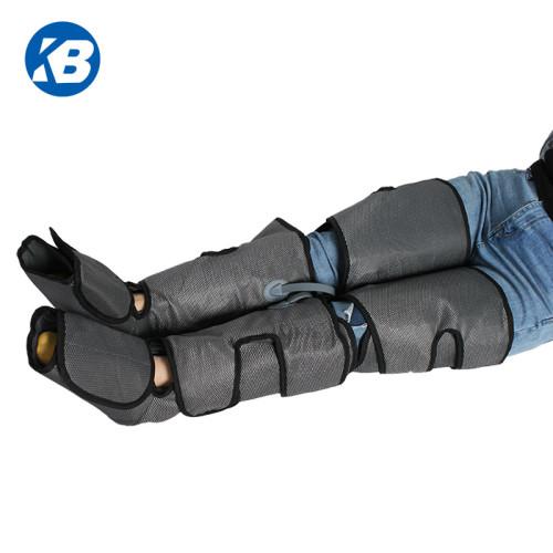 rechargeable air relax foot leg massager, massage machine, air pump massager