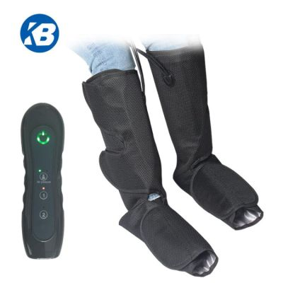 New heating air pressure compression foot leg massager