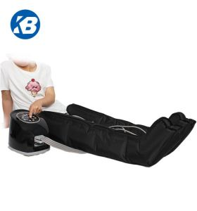 sequential intermittent pneumatic compression foot leg massager  therapy system for sports recovery