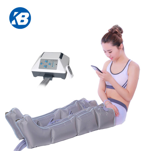 Medical Equipment Lymphatic Drainage Air Compression Beauty Machine Leg Massager
