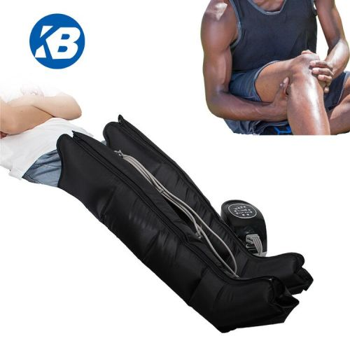 home use Lymph edema pain  recovery air compression foot leg massager full body massage machine