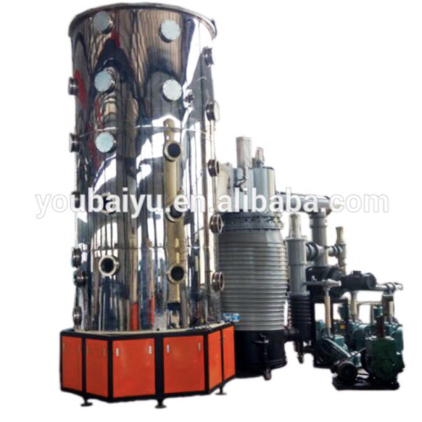 Vacuum multi-arc ion coating equipment : tableware (knives and forks)