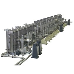 Environmentally Friendly AZO film magnetron sputtering continuous production line FROM UBU