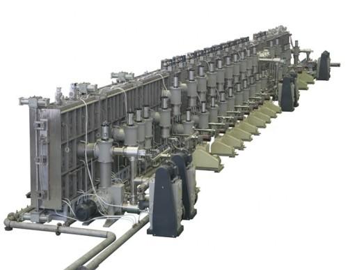 Plastic products Vacuum PVD coating machine