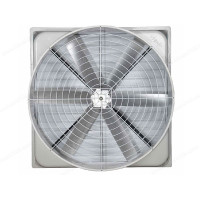 Negative pressure fan features and application