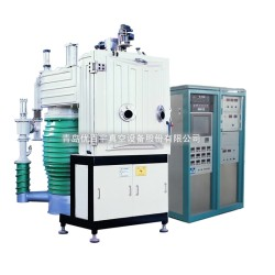UBU brand high quality glass crafts/ scissors pvd coating equipment