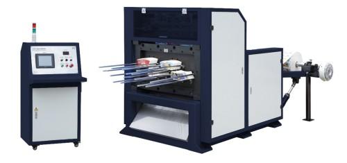 Máquina troqueladora de cartón