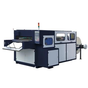 Automatic Web-fed Flatbed Die-cutting Machine