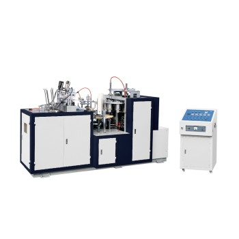Paper Cup Forming Machine (Hot & Cold Drinks)