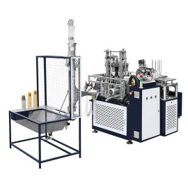 Mid-speed Paper Cup Forming Machine