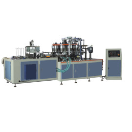 Automatic Popcorn Cup Forming Machine
