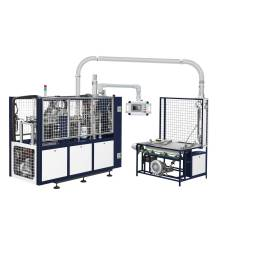 High Speed Double Wall Pasting Machine