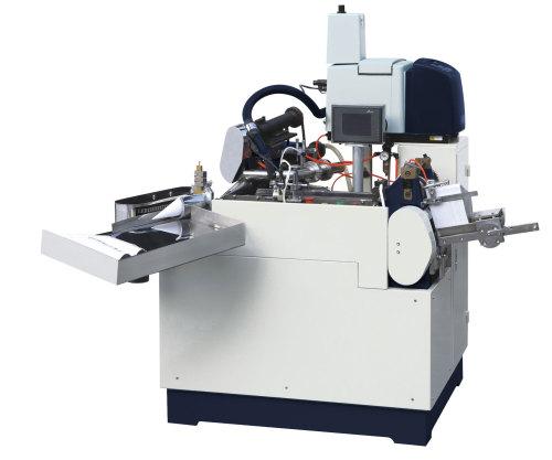 Máquina formadora de vasos de papel de palomitas de helado