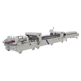 Corrugated Folding Gluing Machine
