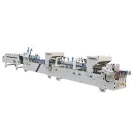 Automatic Dual Pre-fold Gluer Machine
