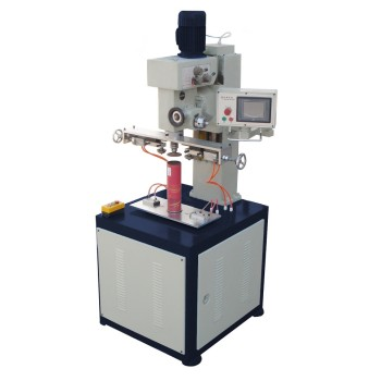 Paper Tube Curling and Sealing Machine