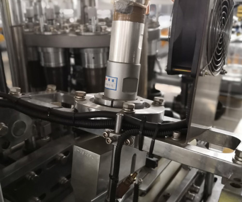 Máquina formadora de tazas de palomitas de maíz de alta velocidad
