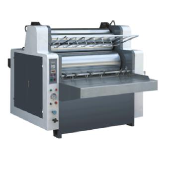 Economic Manual Type Paper Board Laminating Machine