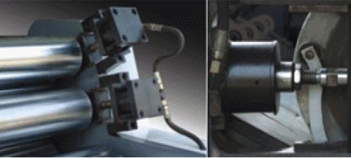 Máquina laminadora de cartón de tipo manual de tipo económico