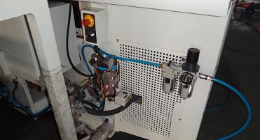 Máquina automática de troquelado plano