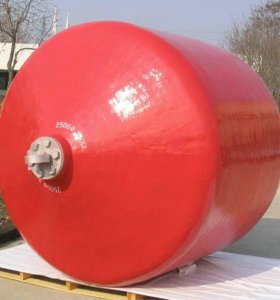 Marine Foam Filled Rubber Fender Polyurethane Material for Boat Dock