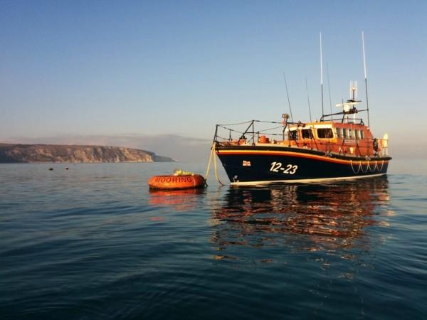 EVA mooring buoy