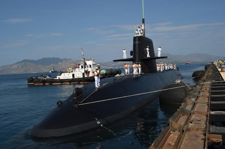 submarine rubber fender