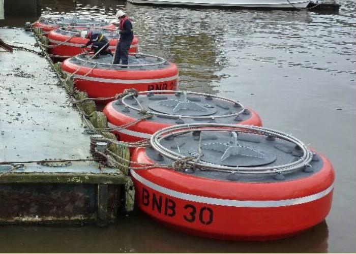 mooring buoy Singapore