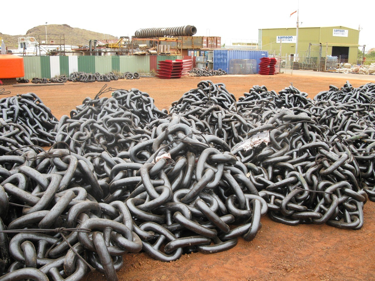 anchor chains uspplier