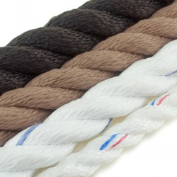 3-Strand Plastic Fiber Marine Rope