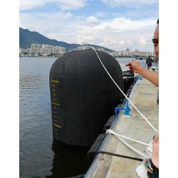 Air Tightness Hydropneumatic Fender Good Airtightness for Submarine Fender