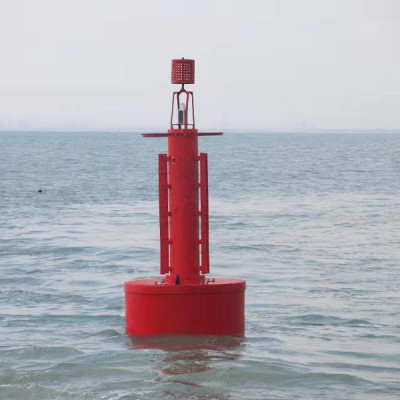Ultrahigh Molecular Weight Polyethylene Ocean Lateral Mark Buoy