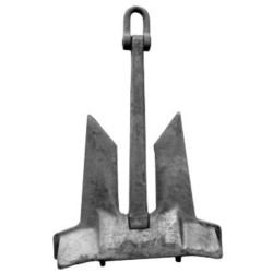 AC-14 Type HHP Marine Anchor Hot Dipped Galvanized Mooring Anchor