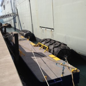 Marine Rubber Fender Yokohama Type Ship Bething Fender with High Pressure
