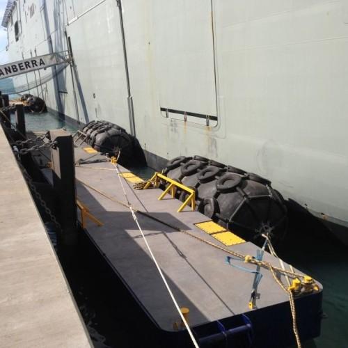 Marine Rubber Fender Yokohama Type Ship Bething Fender with High Pressure