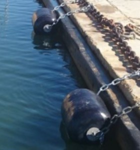 CCS Certificate EVA Foam Filled Fender Used for Ship to Dock Operations
