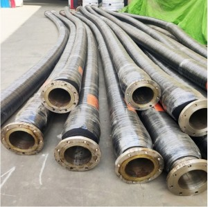 High Quality Marine STS Oil Hose Flexible Offshore Oil Hose