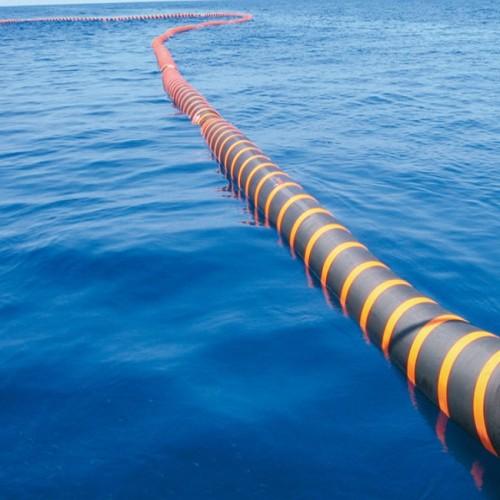 OCIMF Qualified Floating Marine Hose For Marine Tanker Loading Crude Oil