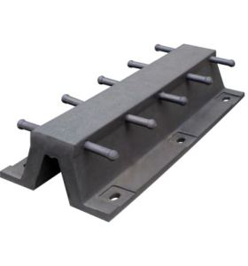 Marine Ladder Rubber Fender For Pier Protection